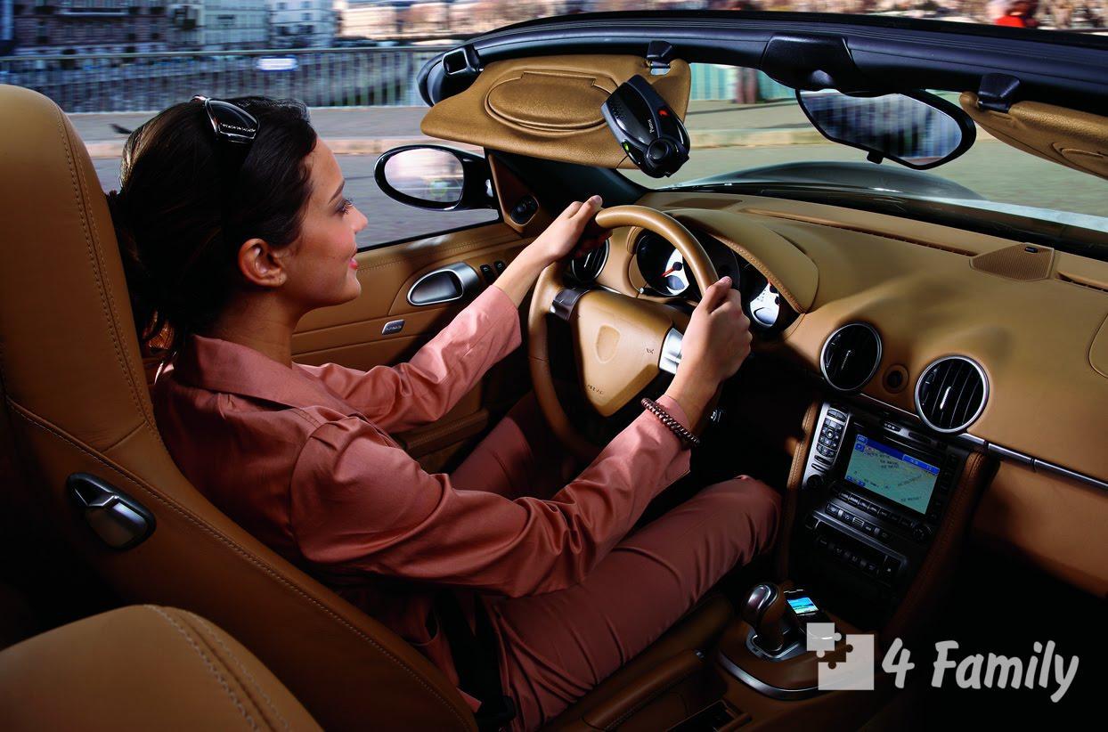 Как побороть страх вождения автомобиля новичку-женщине