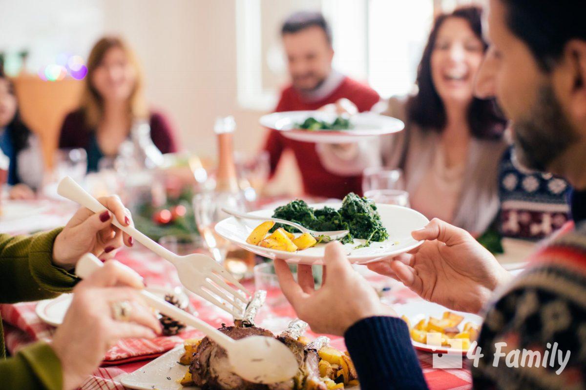 4family Как правильно вести себя при приеме гостей