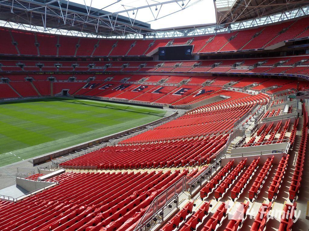4family Стадион Уэмбли в Лондоне