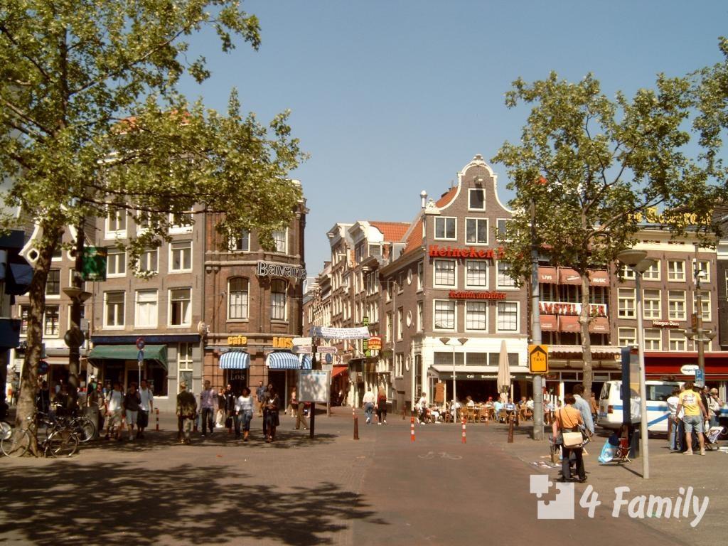 4family Площадь Рембрандта в Амстердаме