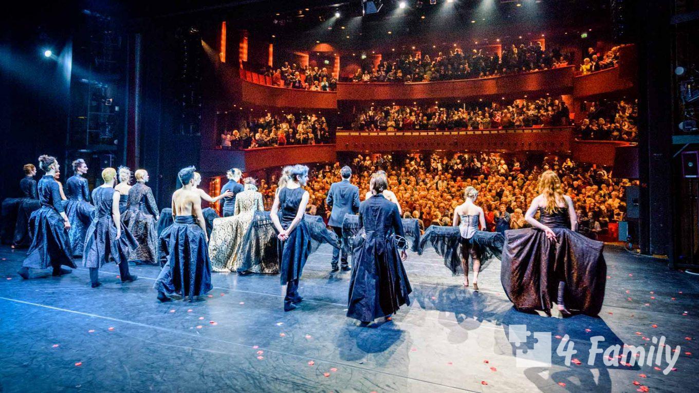 4family Театр Stadsschouwburg в Амстердаме