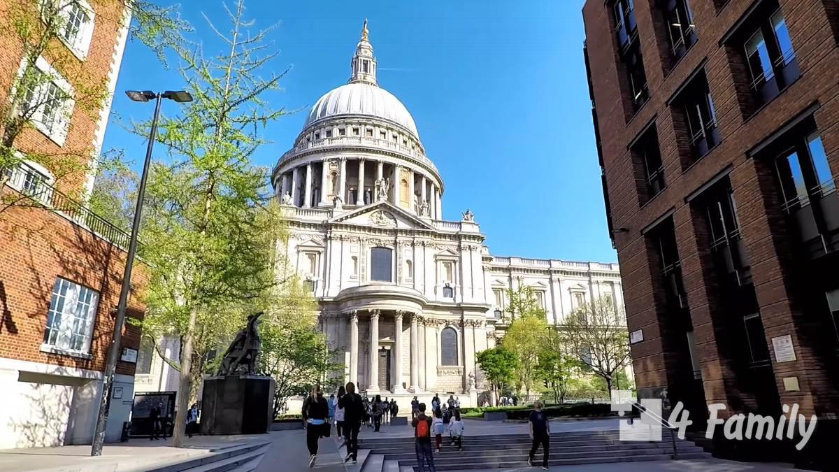 4family Собор Святого Павла в Лондоне