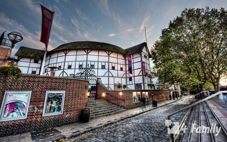 Театр Глобус в Лондоне