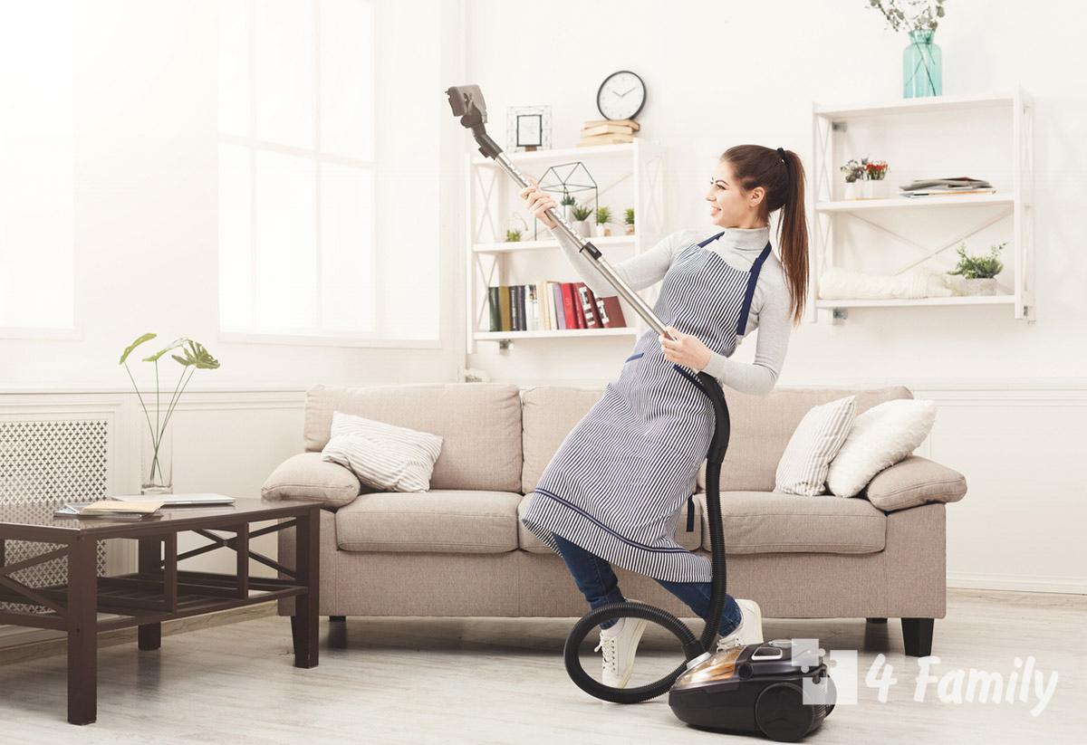 Как заставить себя убраться в квартире