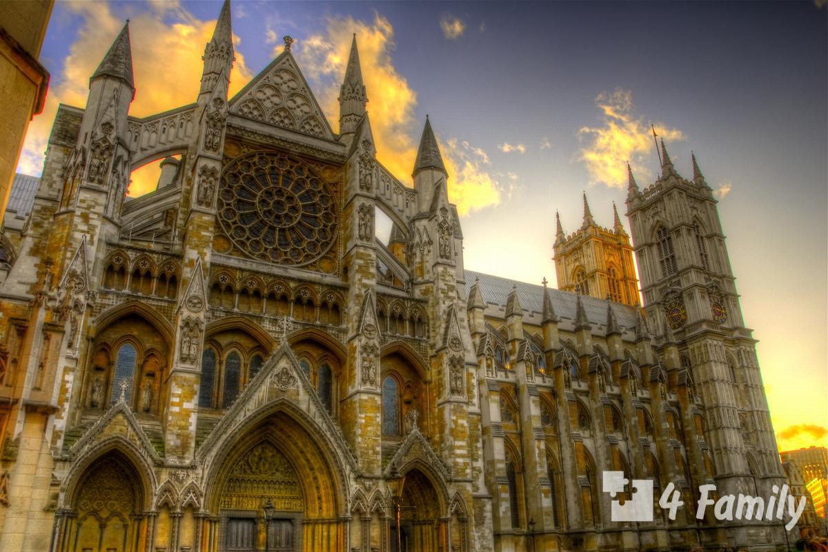 4family Вестминстерское аббатство в Лондоне