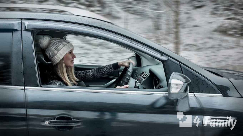 4family Как побороть страх вождения автомобиля новичку-женщине