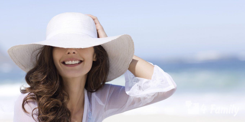4family Как защитить волосы летом