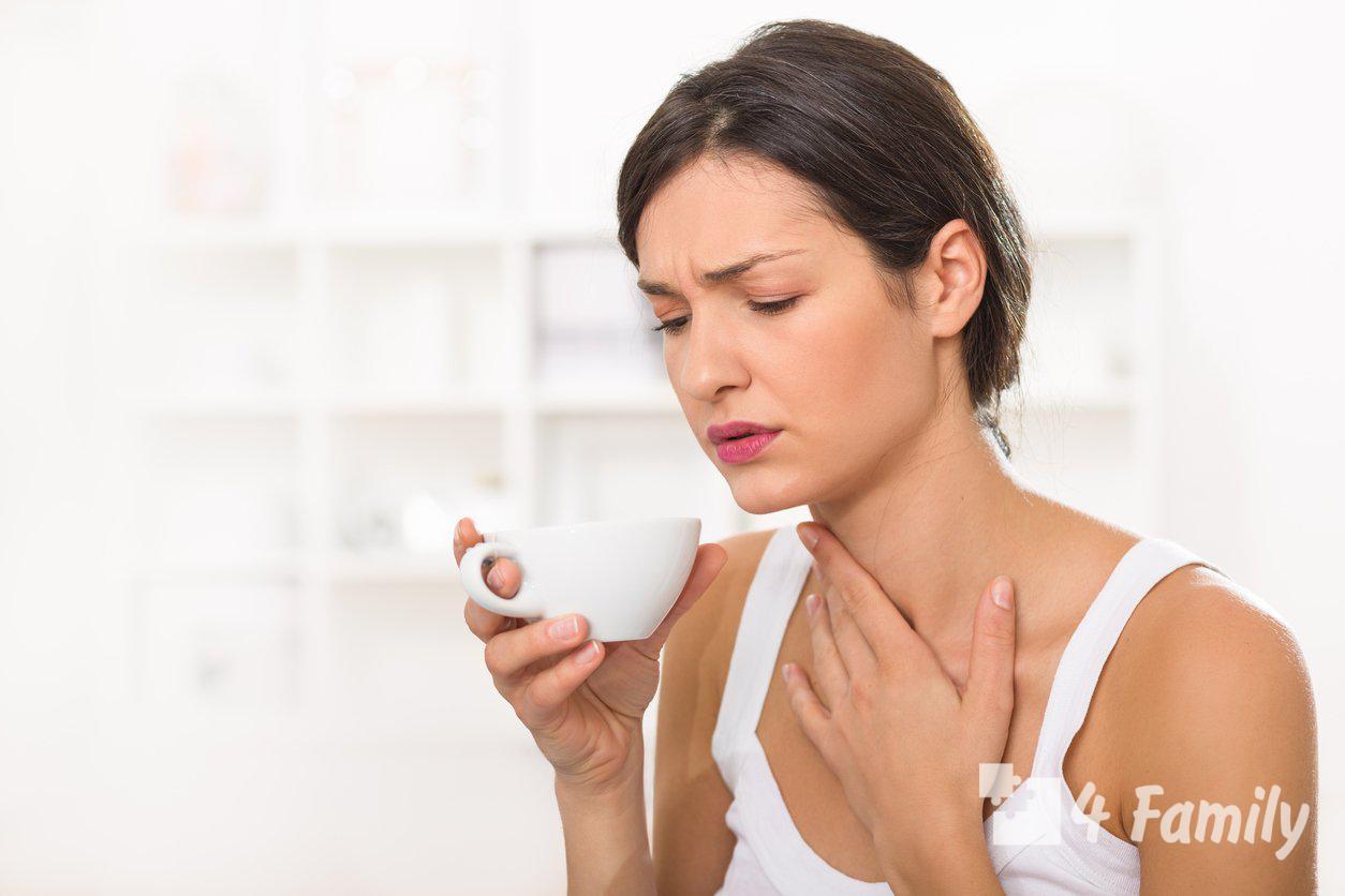 От болей в горле