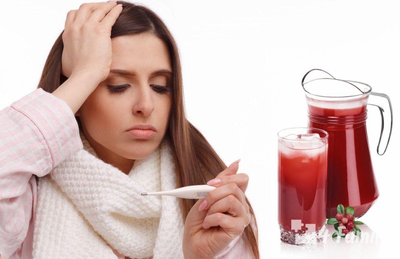 Вкусные средства от простуды