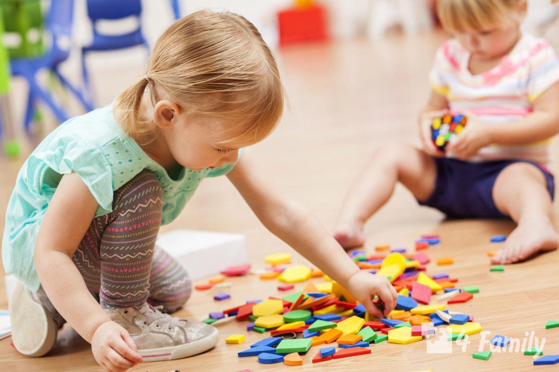 Занятия для детей с творческими задатками