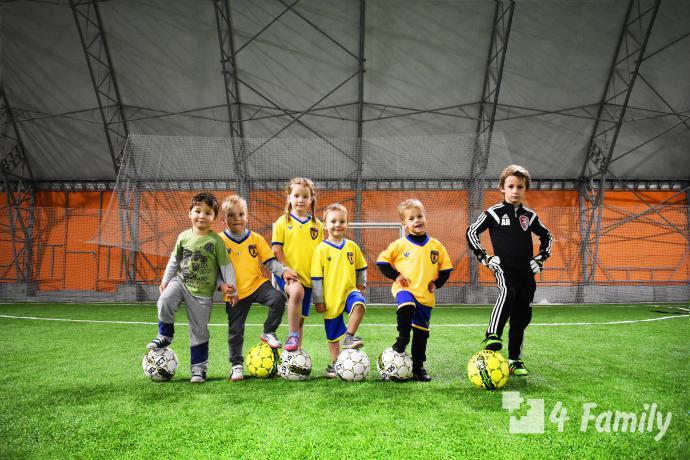 Детский футбол в украине: проблемы и перспективы развития