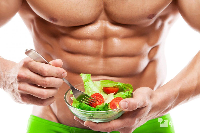 Полезное питание для мужчин: 7 главных правил