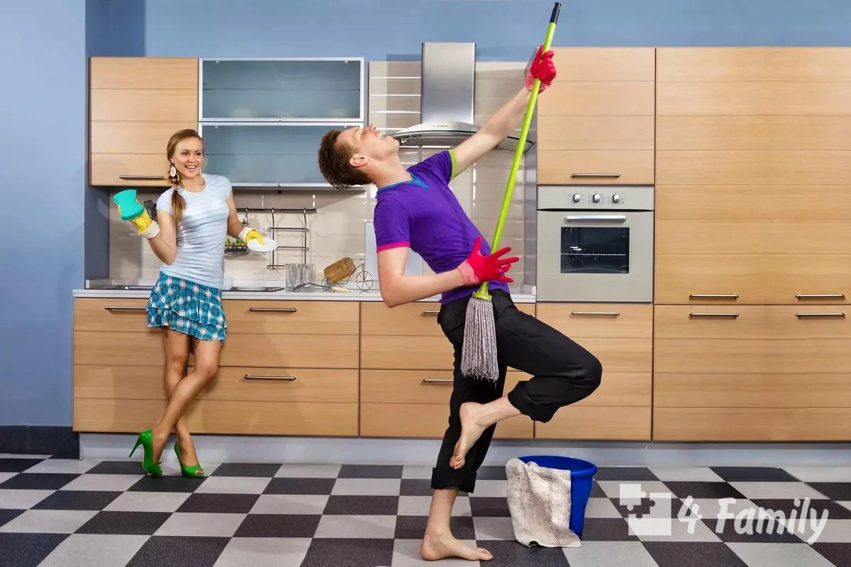 Если ваш муж не помогает по дому