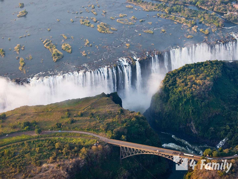 Туристические места Африки