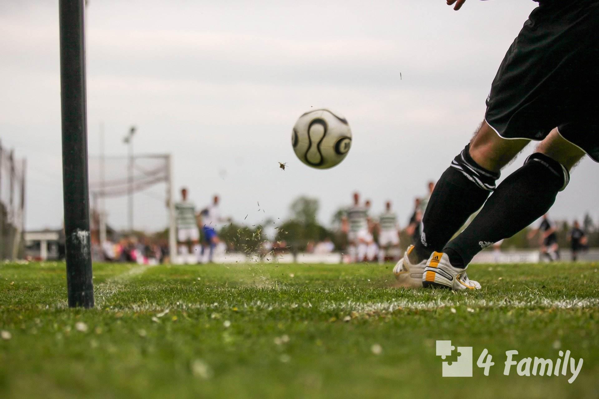 Развитие футбола
