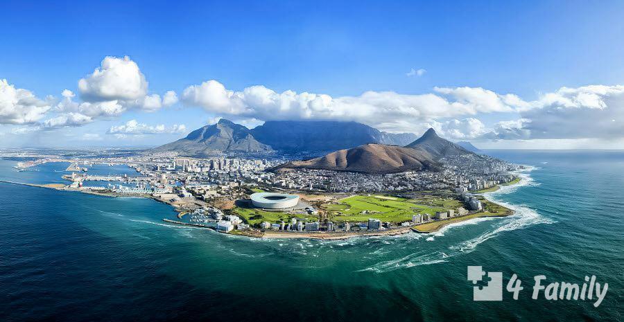 10 самых безопасных и красивых стран Африки