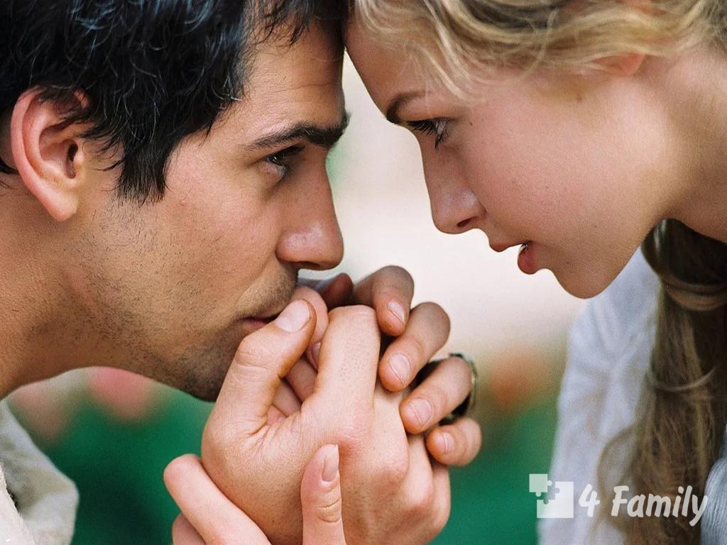 5 признаков мужской любви