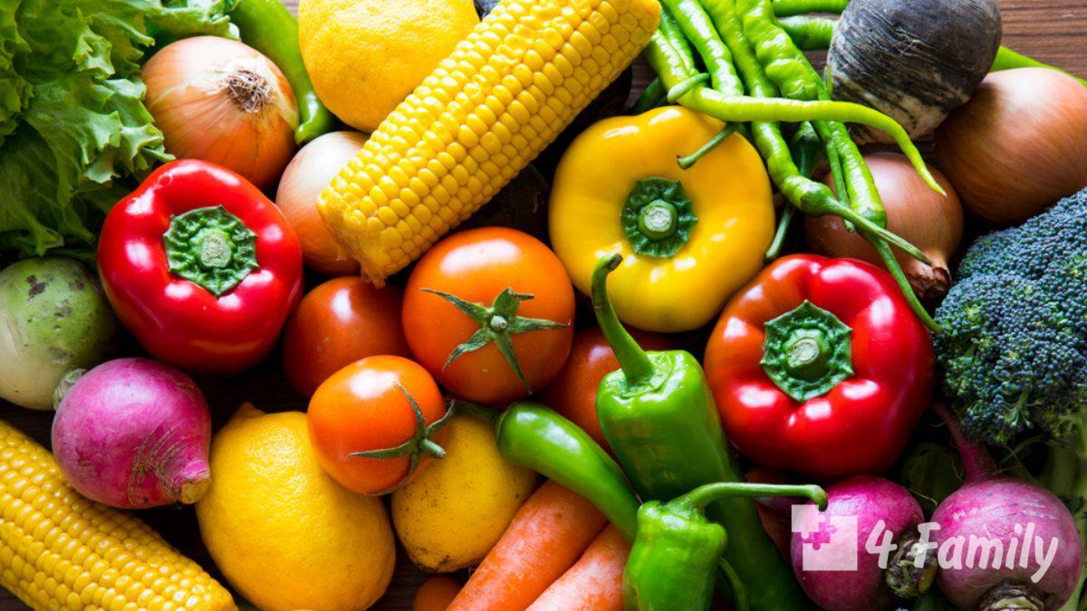 4family Менее совместимые овощи