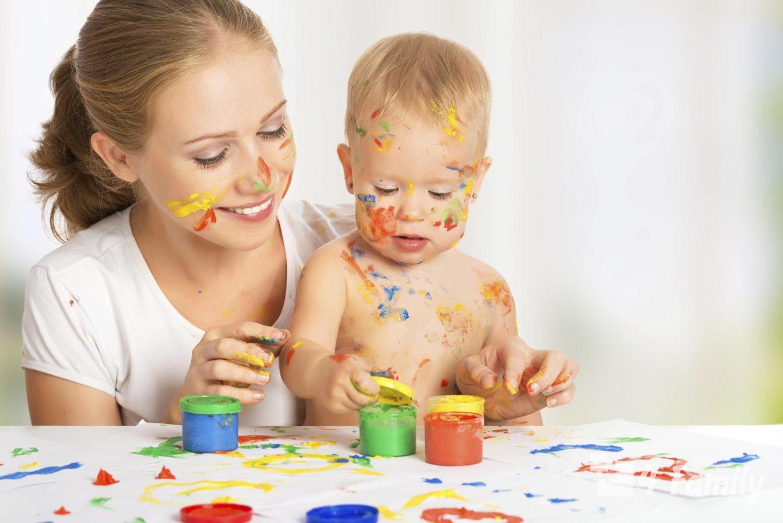 5 крутых лайфхаков для творчества с детьми