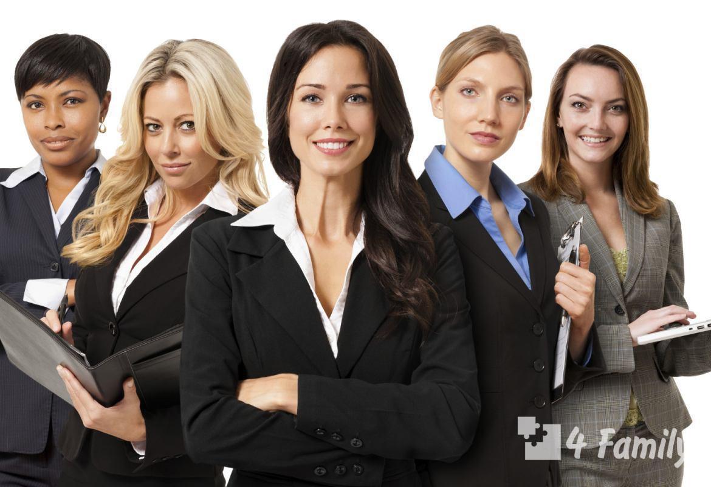 Особенности современных женских профессий