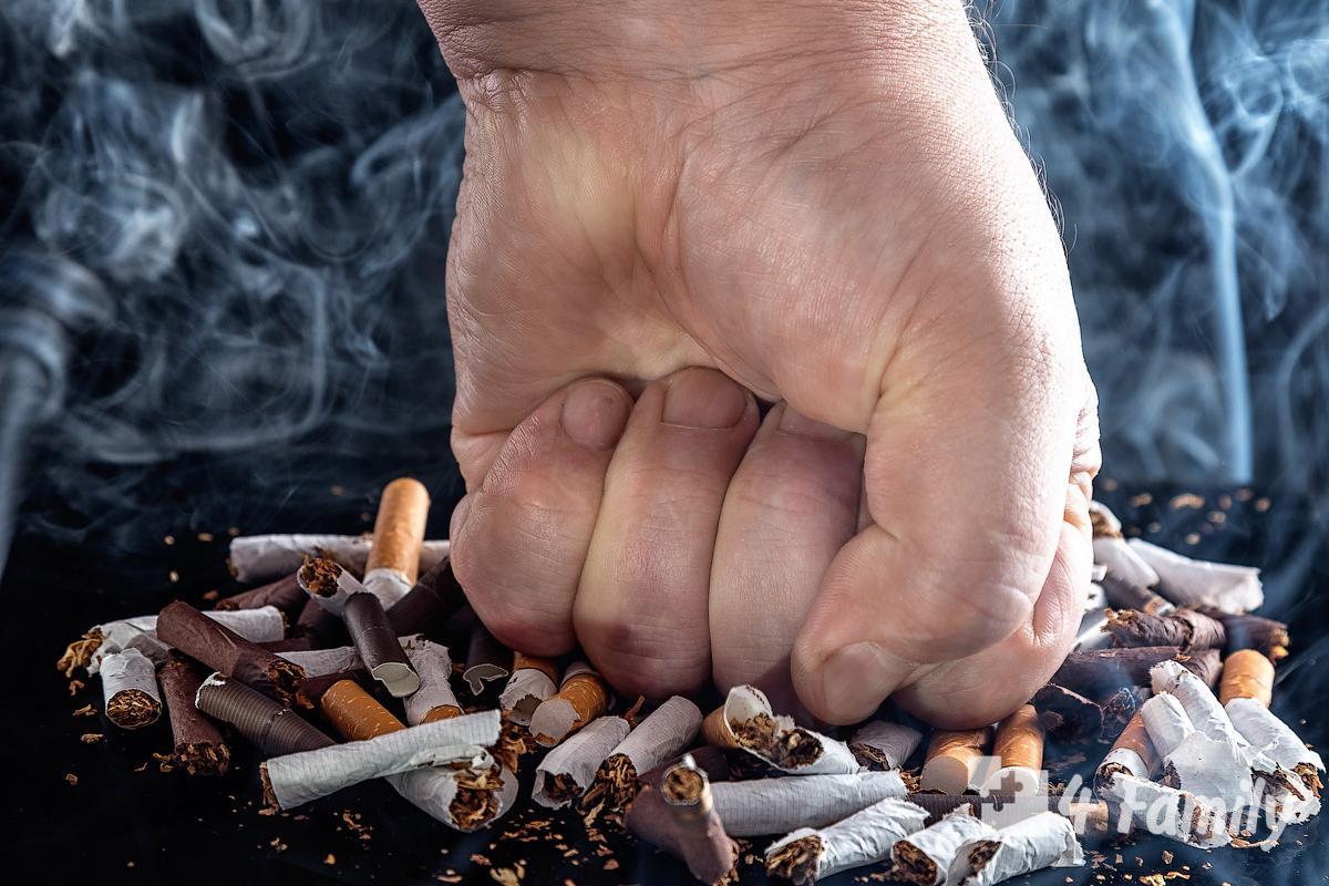 Почему стоит бросить курить прямо сейчас: 3 веских причины