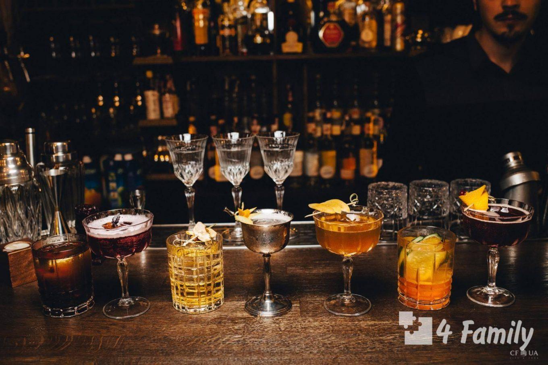 5 коктейлей от лучших баров Киева