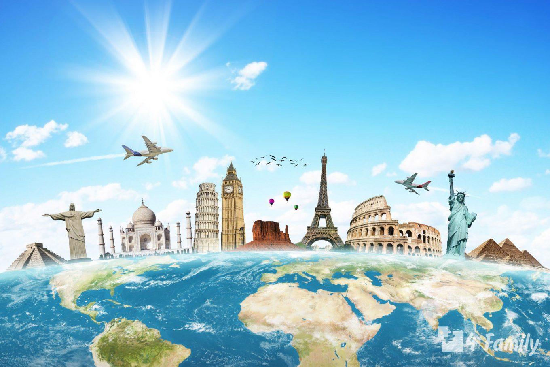 20 самых посещаемых туристических достопримечательностей в мире