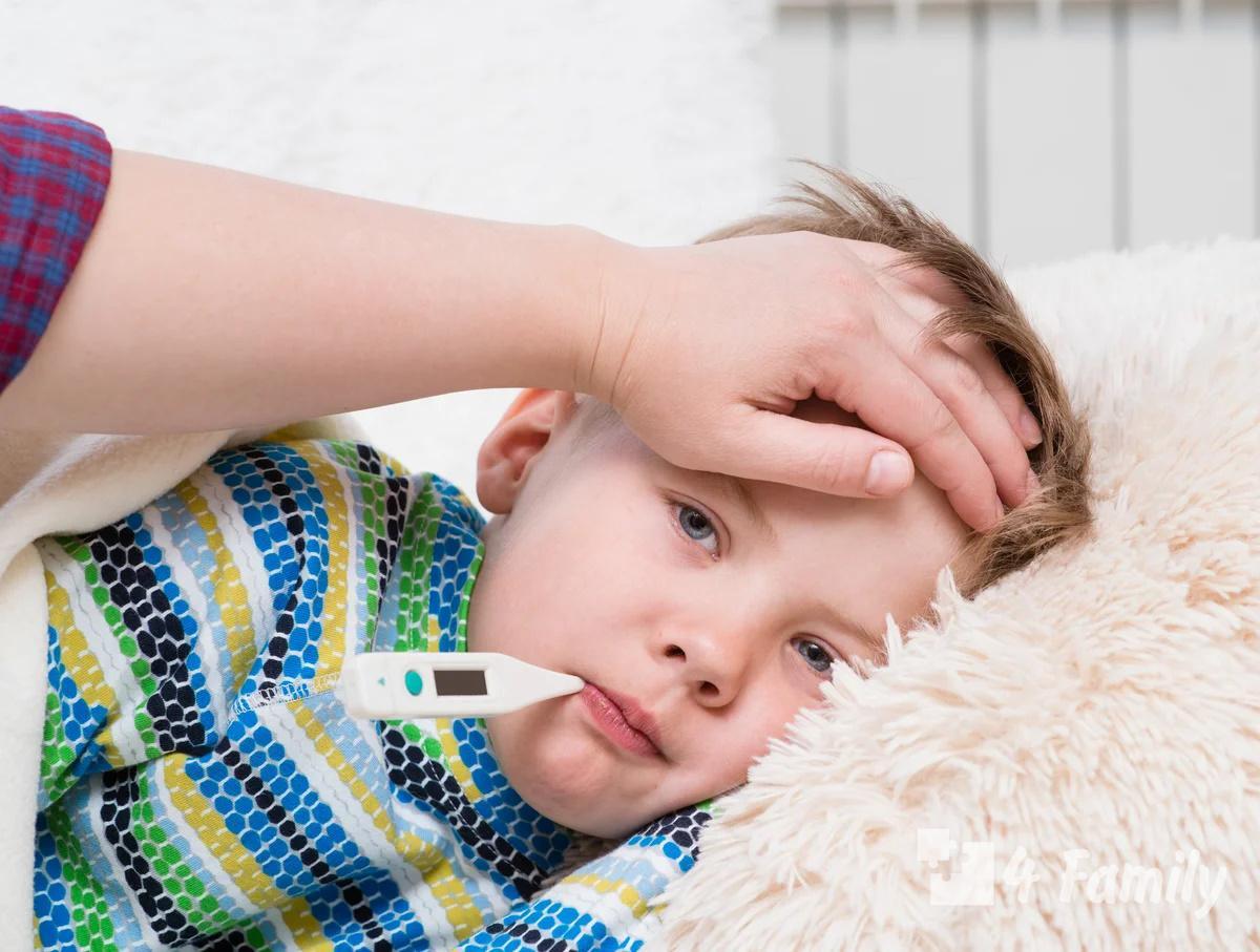 Чтобы ребенок не болел зимой