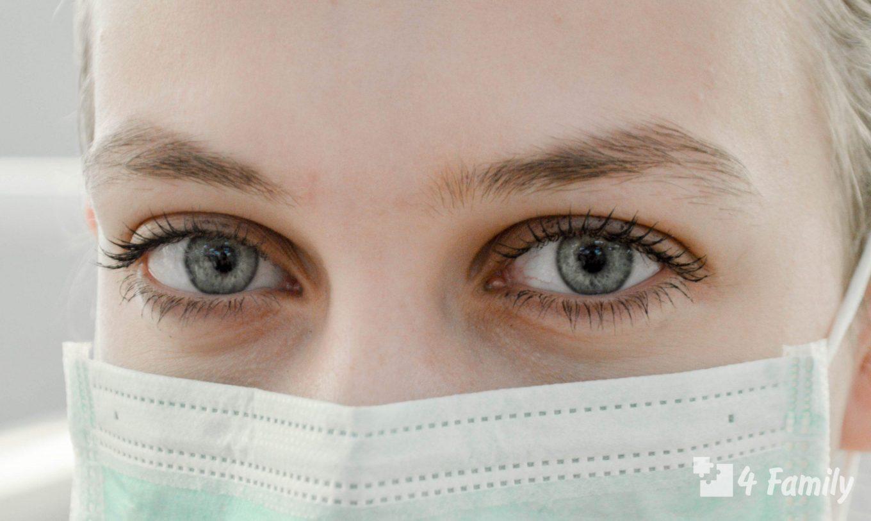 Защита от вирусов с помощью медицинской маски