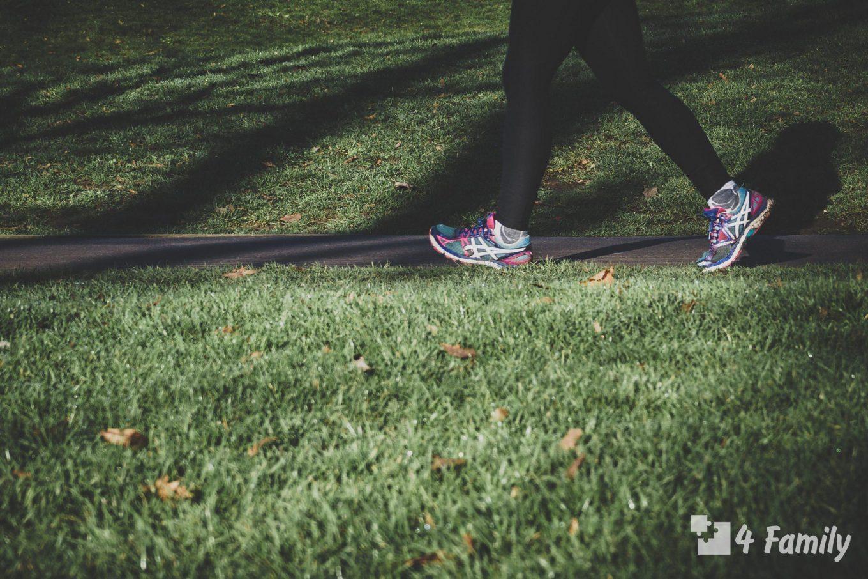 Важность ходьбы – прогулки пешком более 10000 шагов в день или около 50 минут