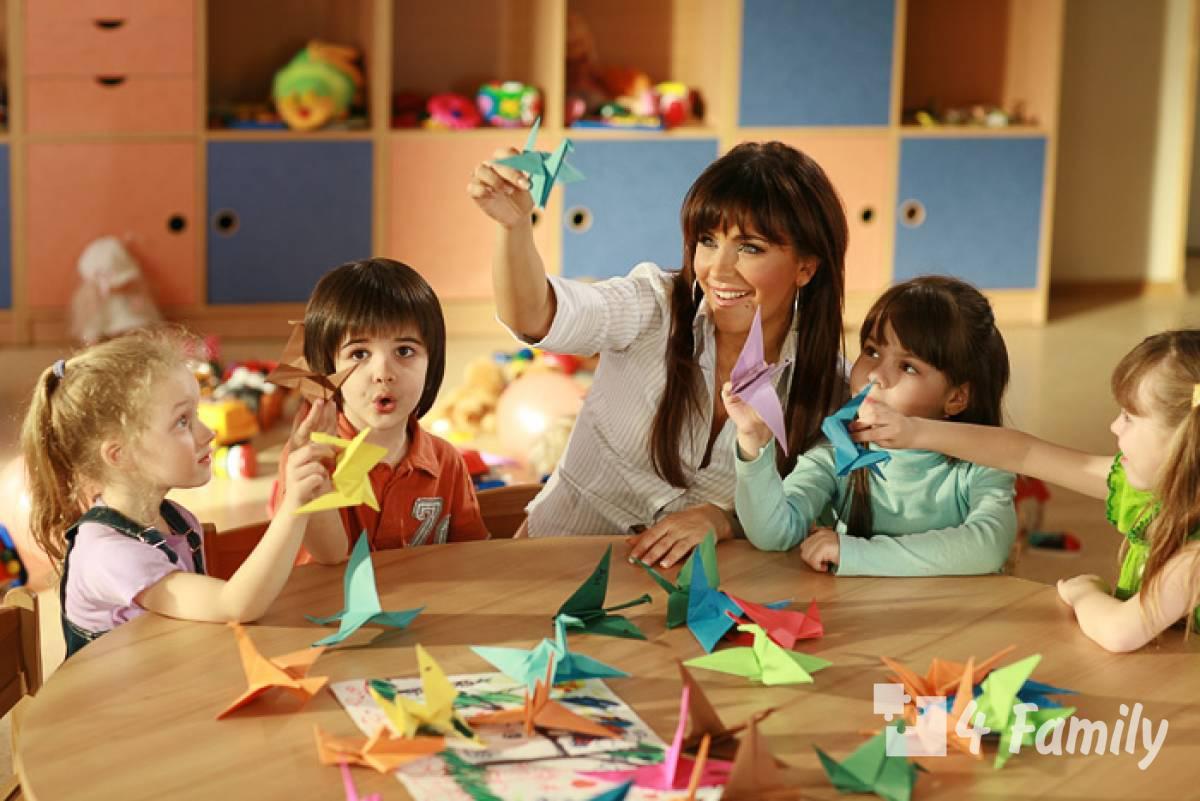 Детский сад – советы родителям в детском саду