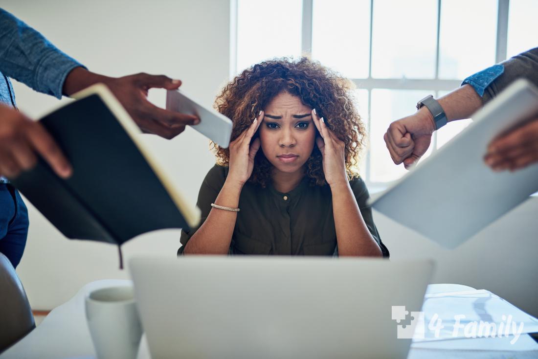 Как уменьшить стресс в жизни