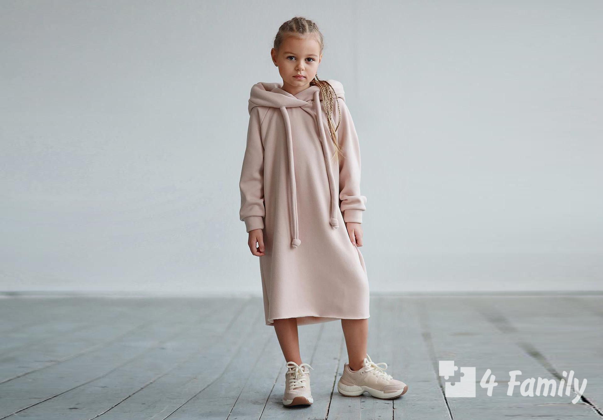 Как выбрать детскую одежду ребенку