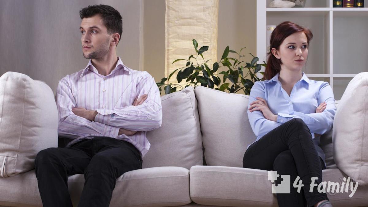 Почему портятся отношения между мужем и женой