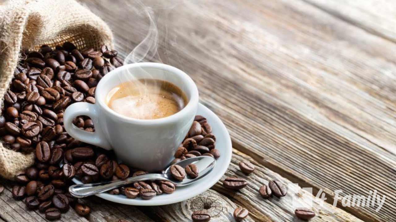 За чашечкой кофе прошлое