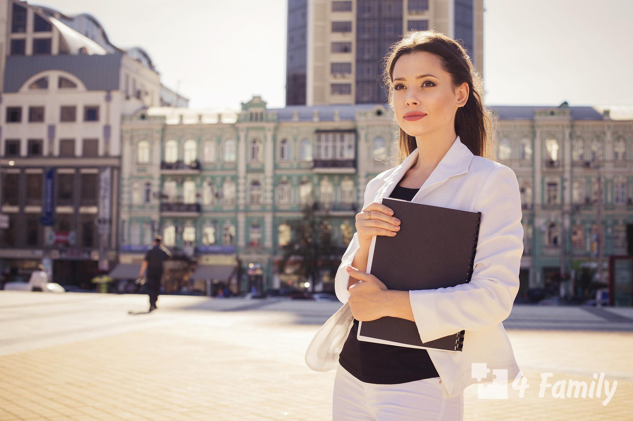 Как создать имидж деловой женщины