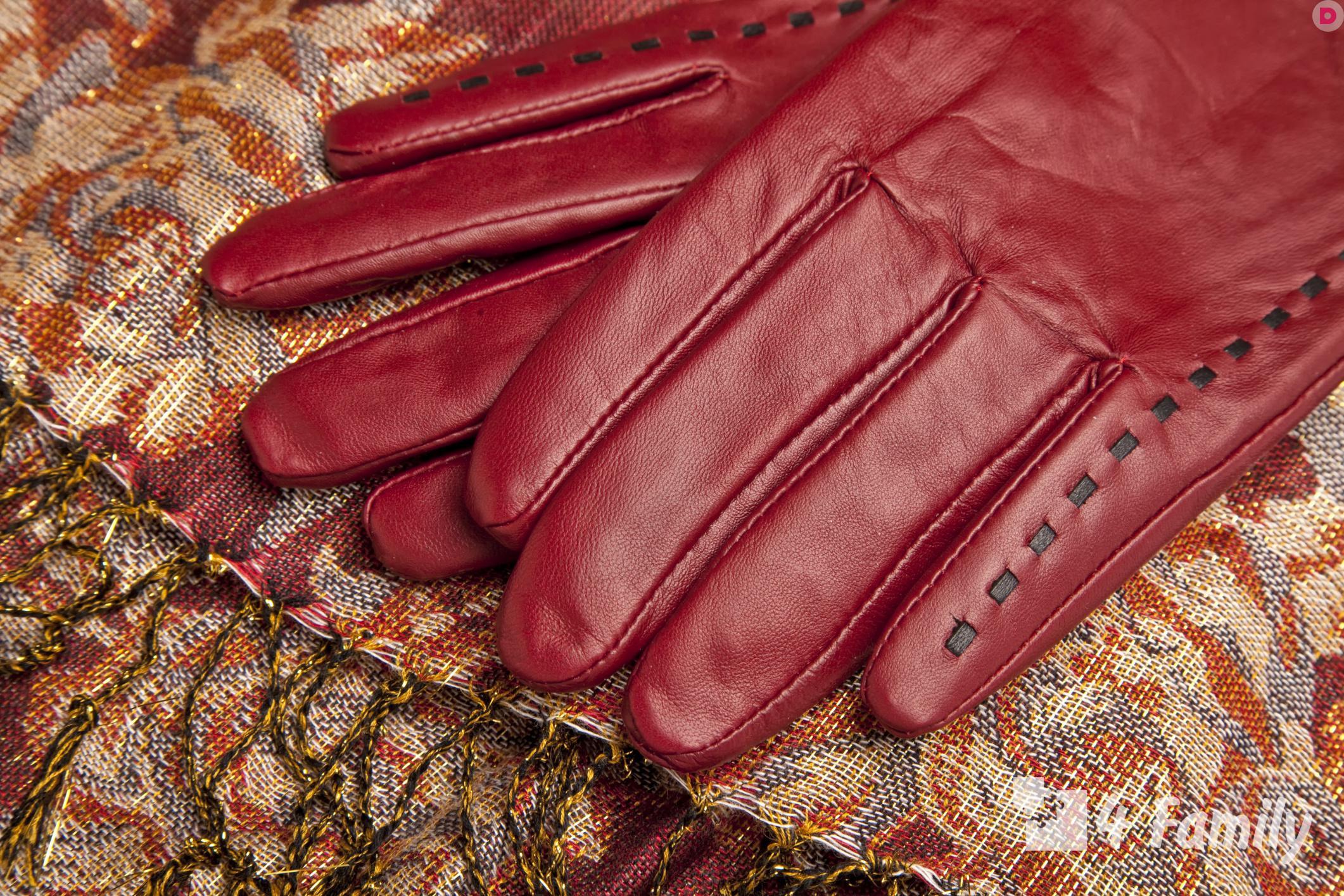 Как стирать кожаные перчатки