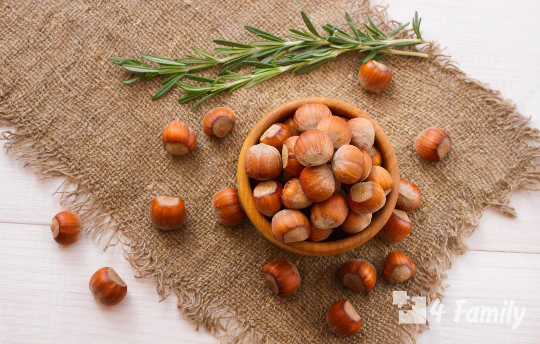 Лесной орех: полезные свойства и противопоказания для женщины