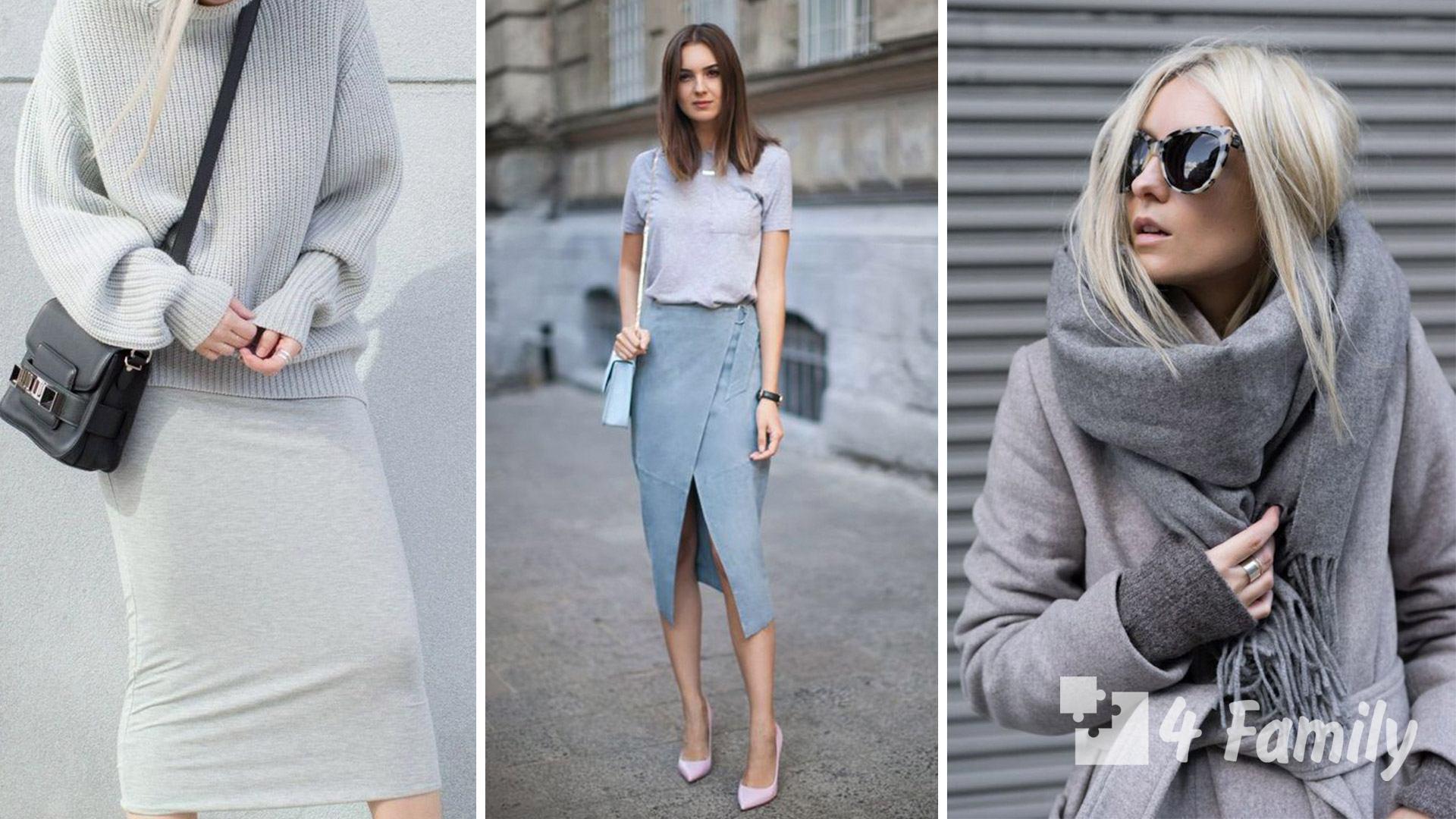 Базовый гардероб в стиле минимализм