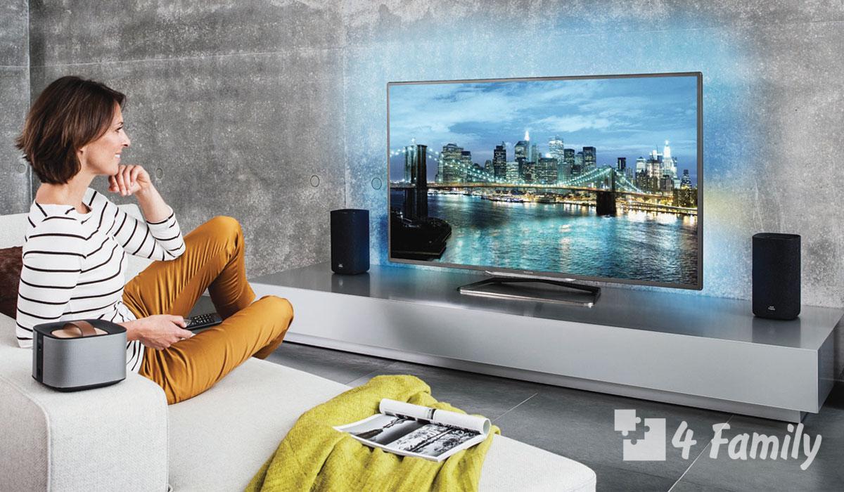 Хорошее разрешение экрана телевизора