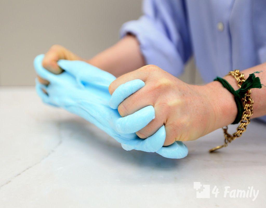 Как сделать слайм своими руками