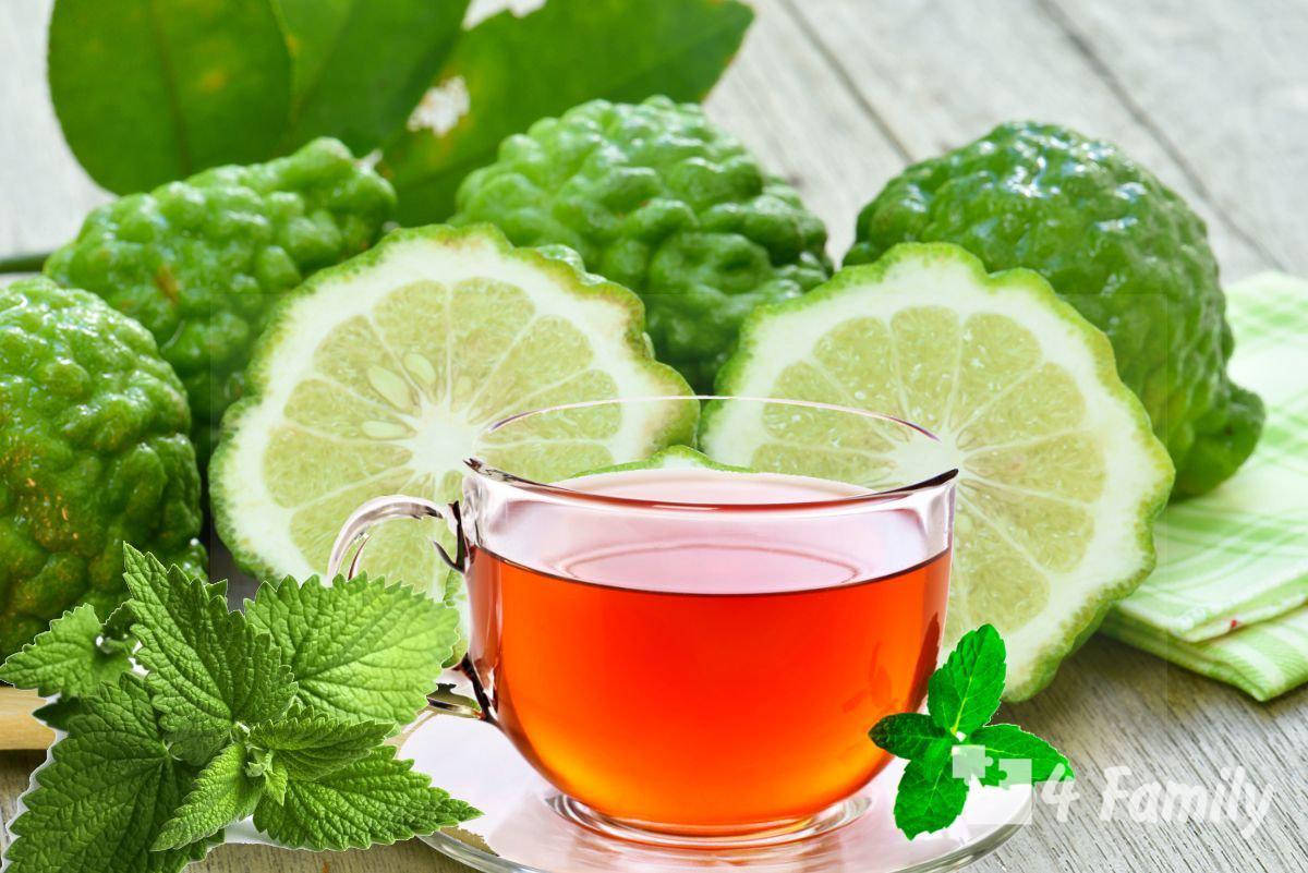 Бергамот чай полезные свойства и противопоказания