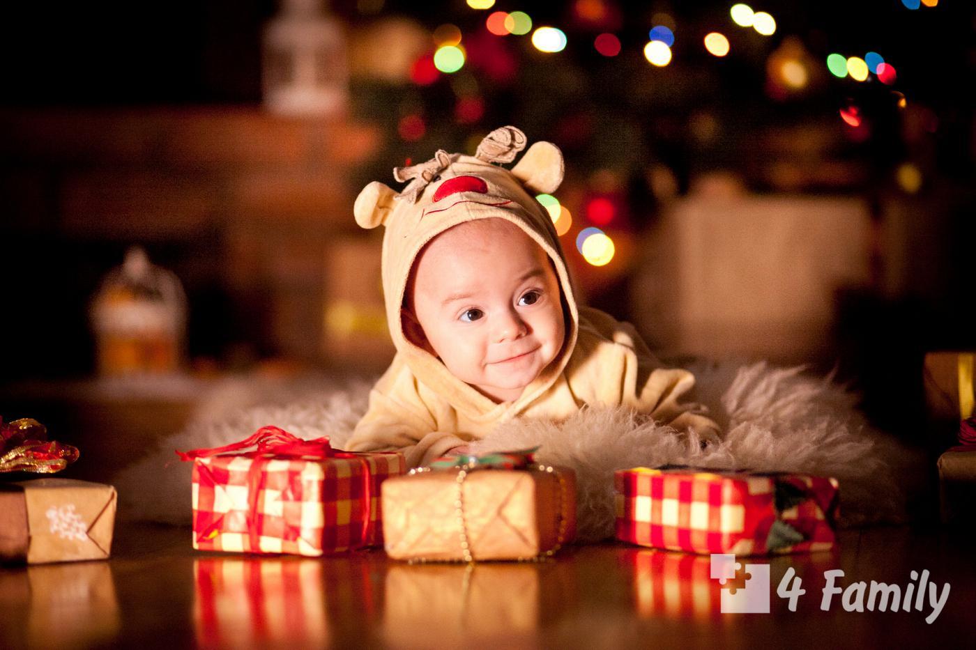 4family Что подарить ребенку на Новый год