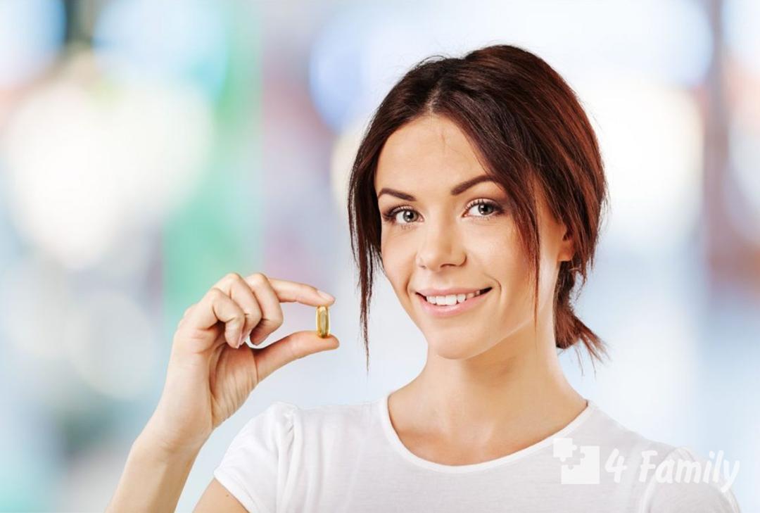 Витамины красоты для женщин