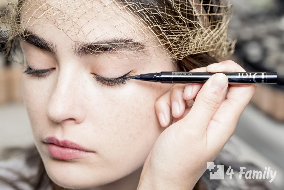 Греческий макияж