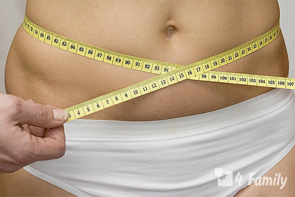 Как убрать жир с низа живота