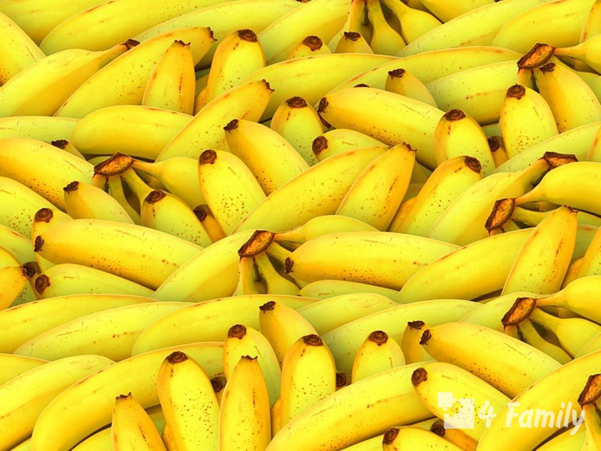 Чем полезен банан для организма