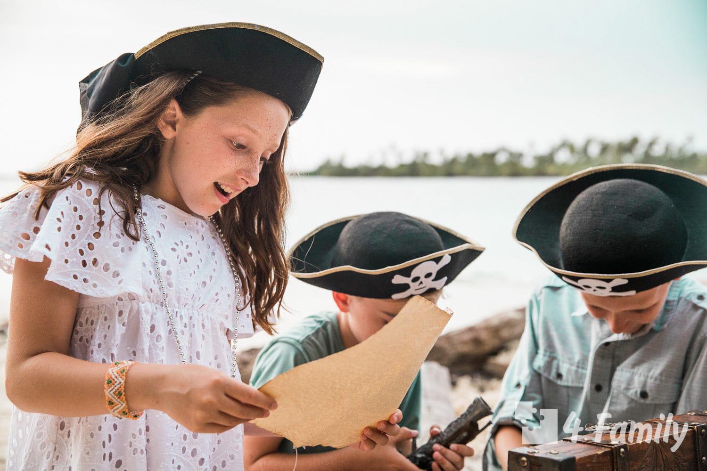 Конкурсы для пиратской вечеринки для детей