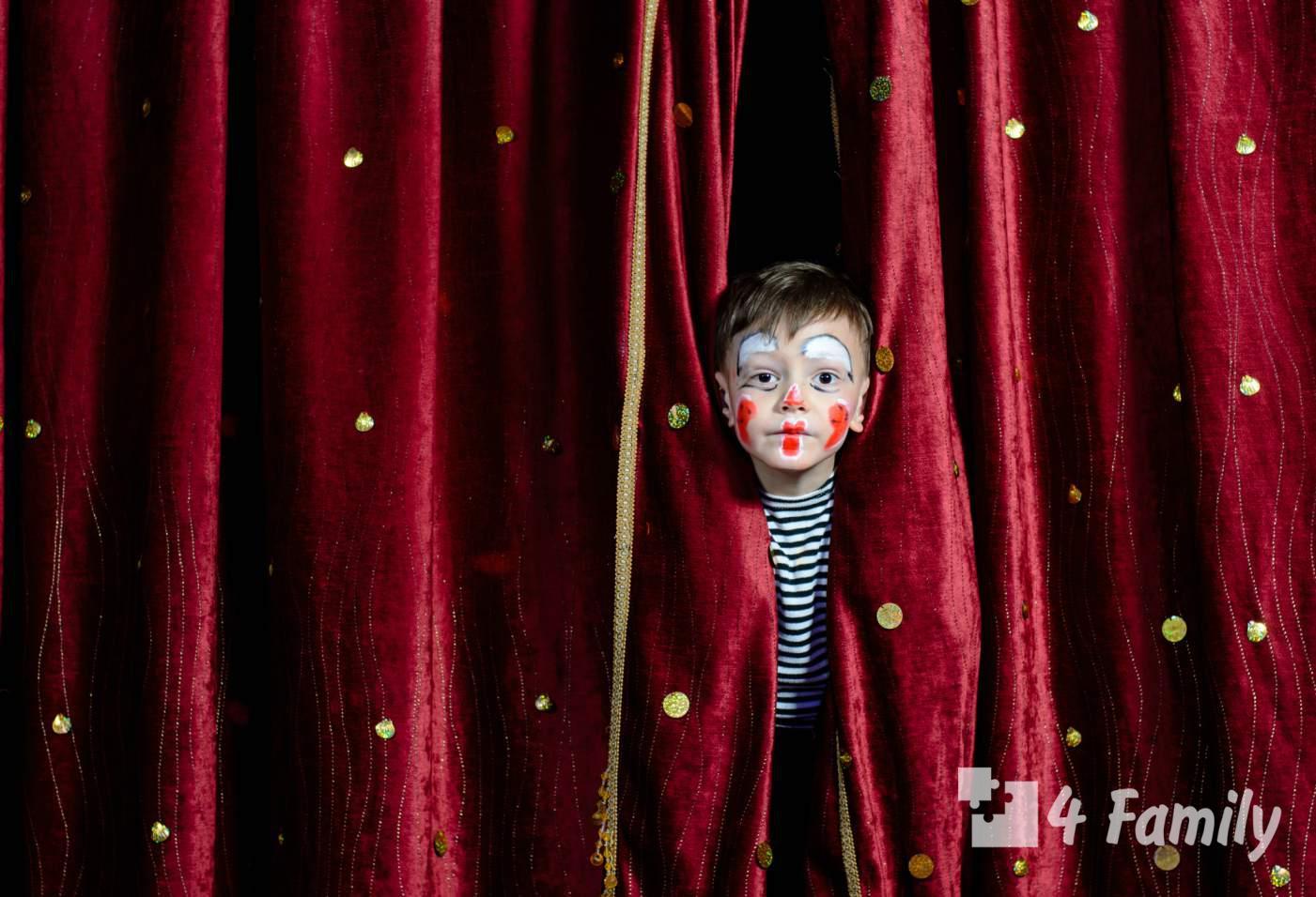 Польза театрального кружка для детей
