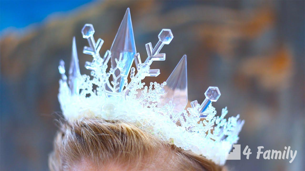 Корона для принцессы своими руками